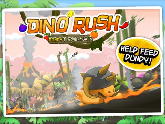 Screenshot #1 for Dino Rush