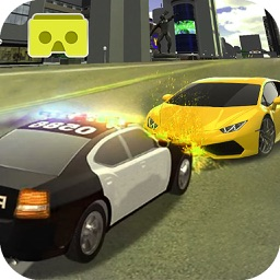 VR Police Pursuit Highway Racing Mania