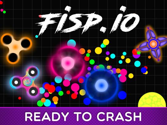 Fisp.io Spin of Fidget Spinner screenshot 6