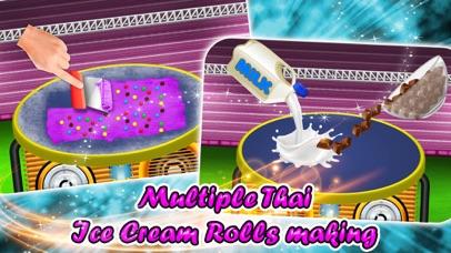 Ice Cream Rolls Factory screenshot two
