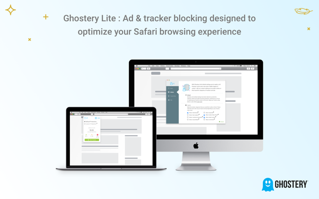 Ghostery Lite on the Mac App Store