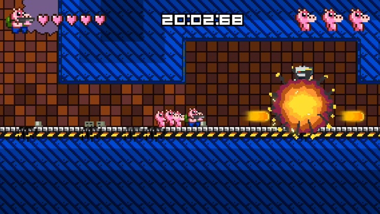 Ammo Pigs: Armed and Delicious screenshot-0