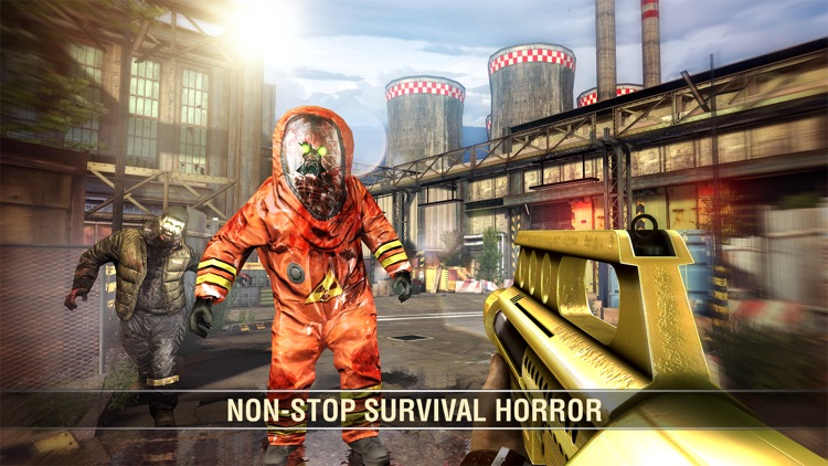 DEAD TRIGGER 2 Zombie Shooter screenshot-3