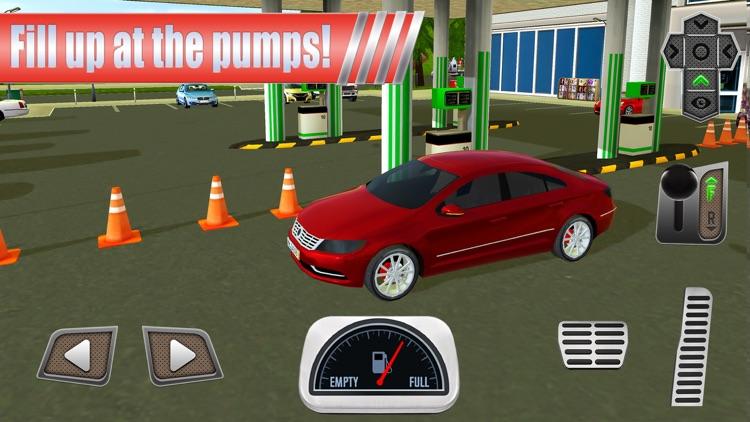 Gas Station: Car Parking Sim