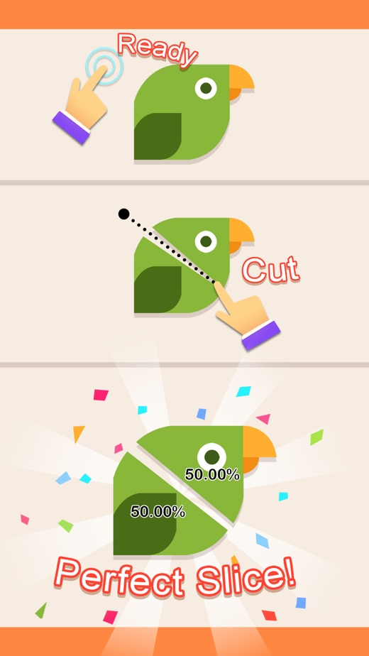 Cut It App 截图
