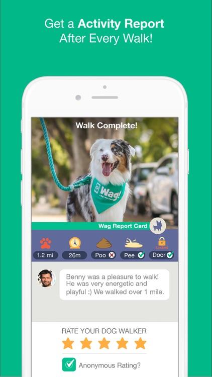 Wag! - Instant Dog Walkers screenshot-7