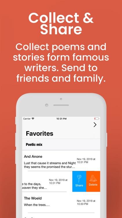 Poet & Writer Creative bot screenshot-4