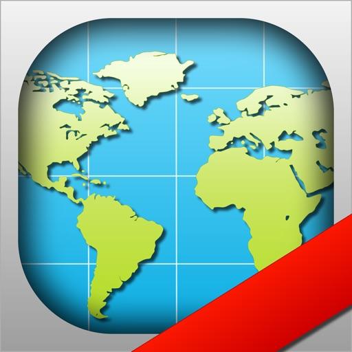 World Map 2019