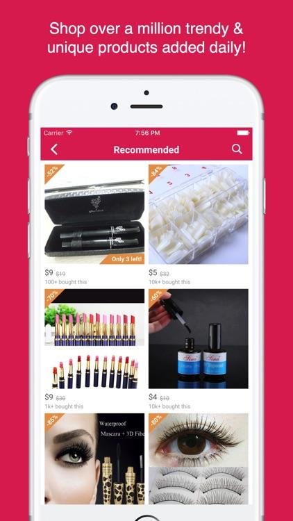 Cute - Beauty Shopping screenshot-3