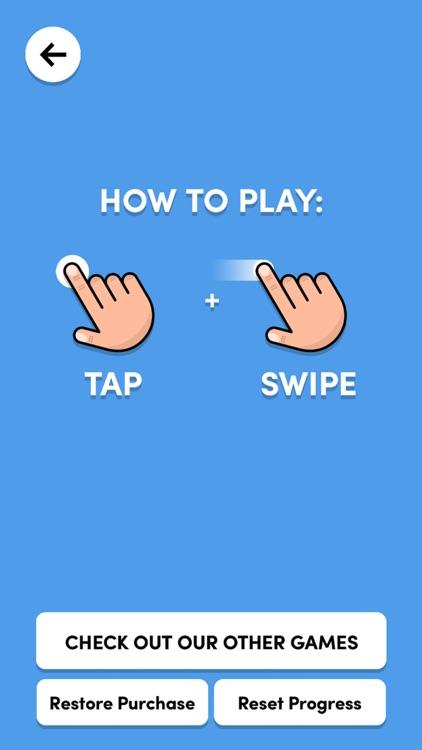 Swipe Ball Rush screenshot-3