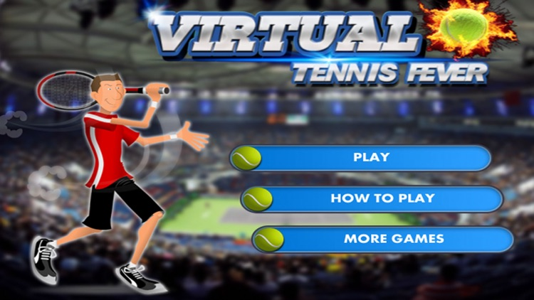 Virtual Tennis Fever - Real Tennis Simulation
