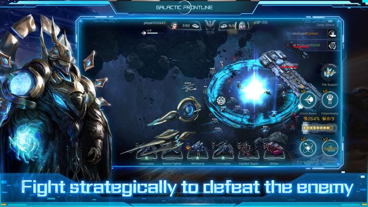 Galactic Frontline screenshot-3
