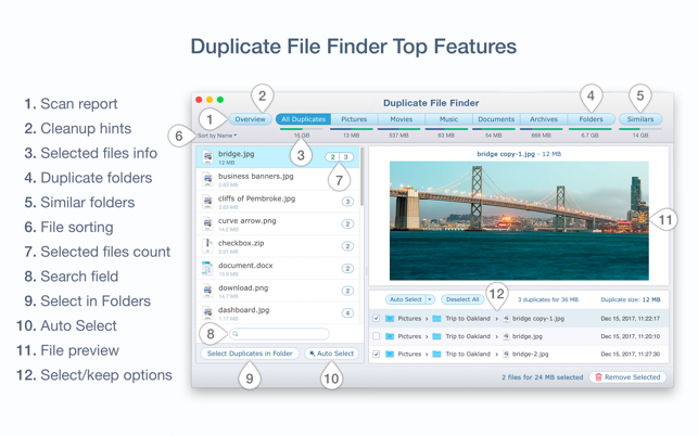 New Advanced Version of Duplicate File Finder from Nektony Image