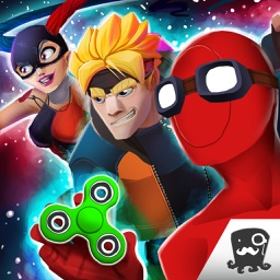 SUPER HERO FIGHTERS