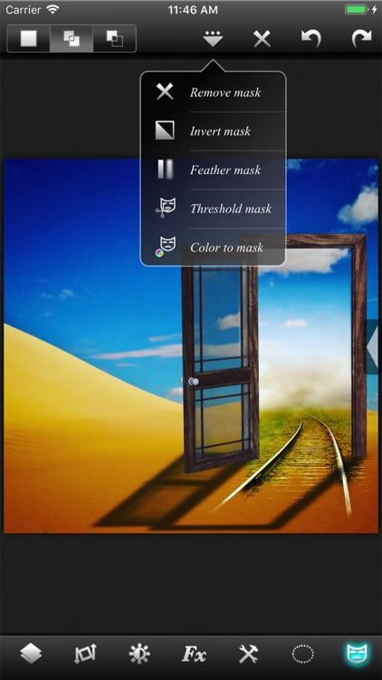 Leonardo - Photo Layer Editor screenshot-9