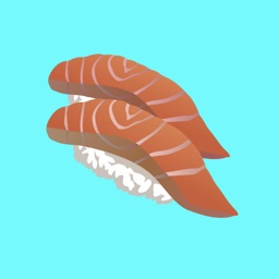 Sushi Stickers - Yum!