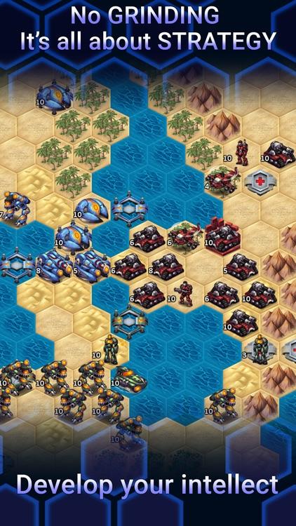 UniWar: Multiplayer Strategy screenshot-3