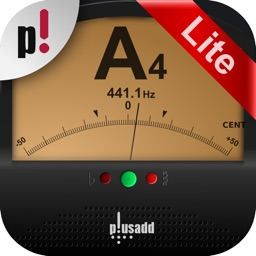 Tuner Lite by Plusadd - Ultimate Chromatic Tuner
