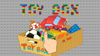 Simple Toy Box