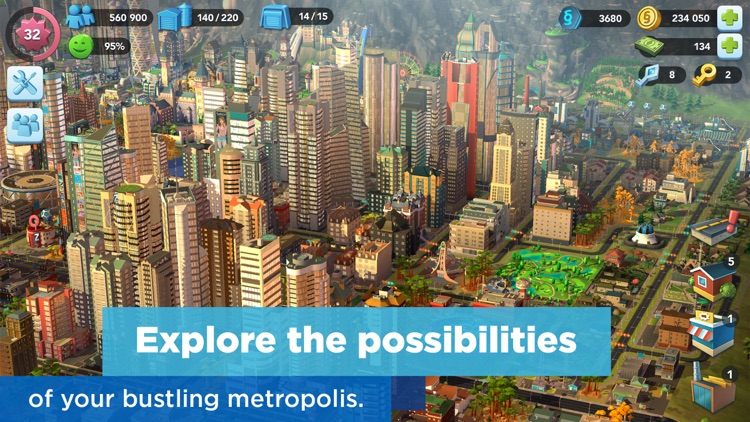 SimCity BuildIt screenshot-4