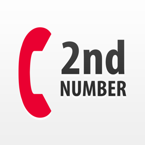 Second Phone Number app