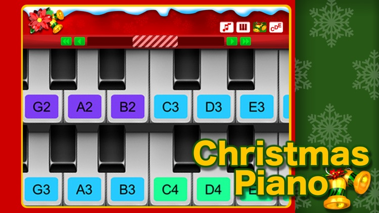 A Christmas Piano screenshot-0