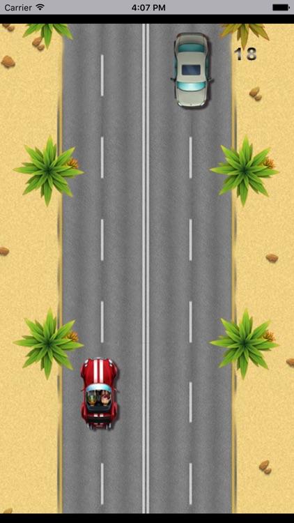 Speed racing war