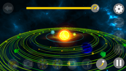 Galaxy Space Simulator 3D Pro screenshot three