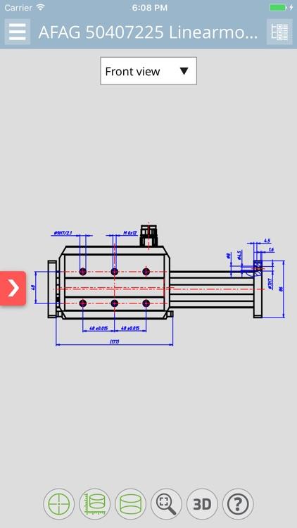 3D CAD Models Engineering screenshot-3