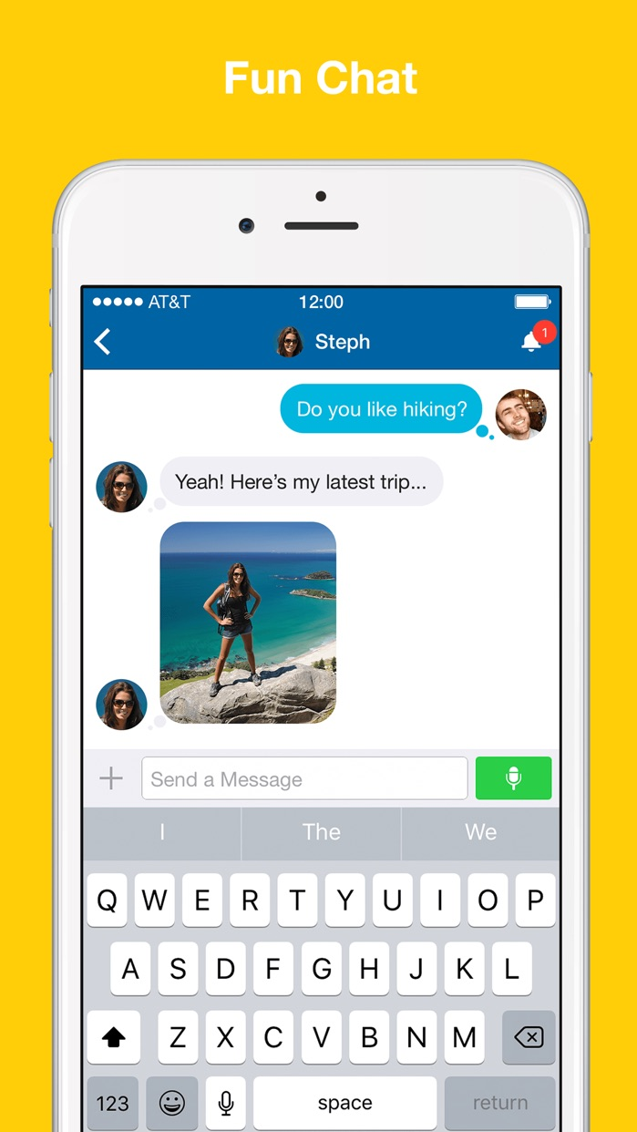 Skout - Chat, Meet New People Screenshot