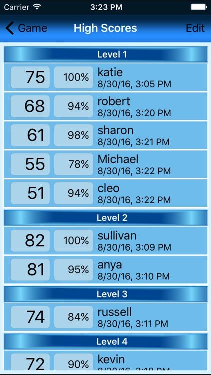 Speedy Note: Treble Clef screenshot-4