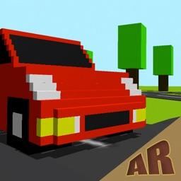 Loop Crash - Voxel AR Game