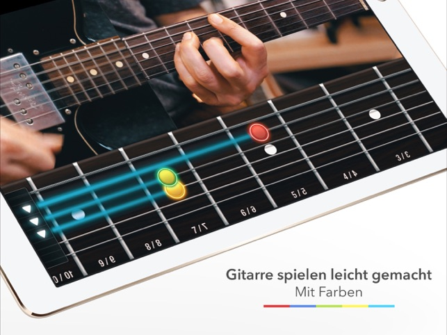 Coach Guitar - Gitarre Lernen im App Store