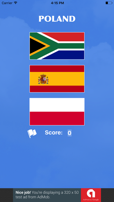 What's that flag? screenshot two