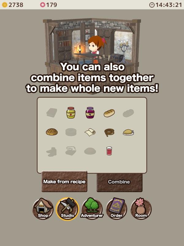Get Item Shop App Recipes  Background