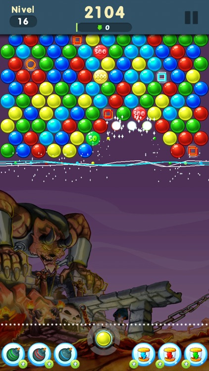 Bubble Shooter 2.0 screenshot-3