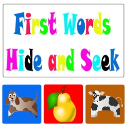 First Words Hide and Seek Lite