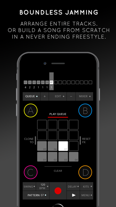 Triqtraq - Jam Sequencer for Pc - Download free Music app [Windows