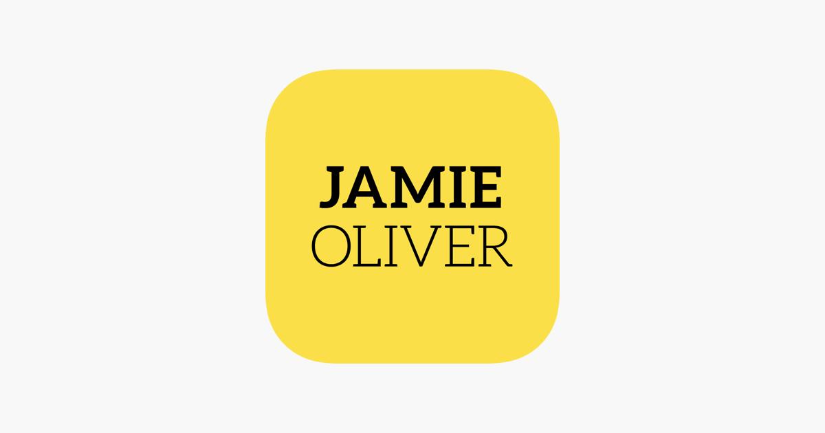 Jamie's Recipes on the App Store