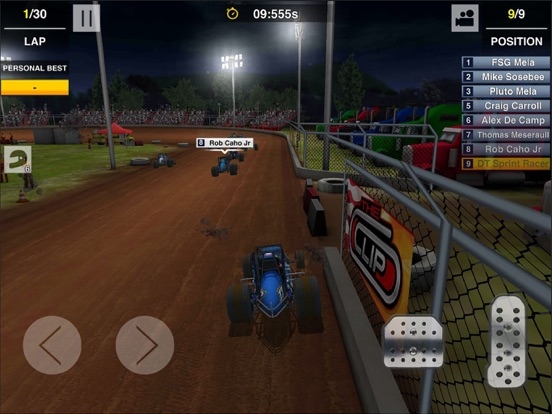 Dirt Trackin Sprint Cars screenshot 9