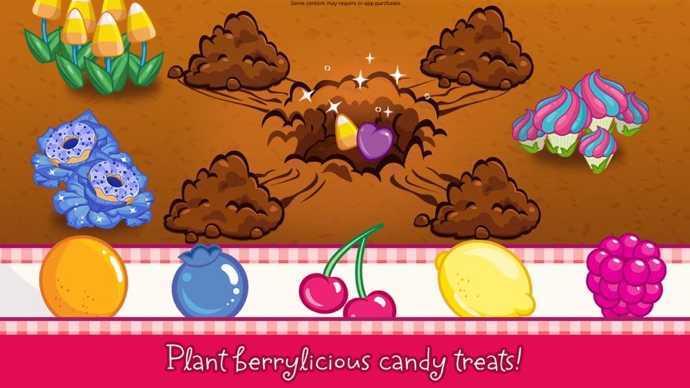 Strawberry Shortcake Candy