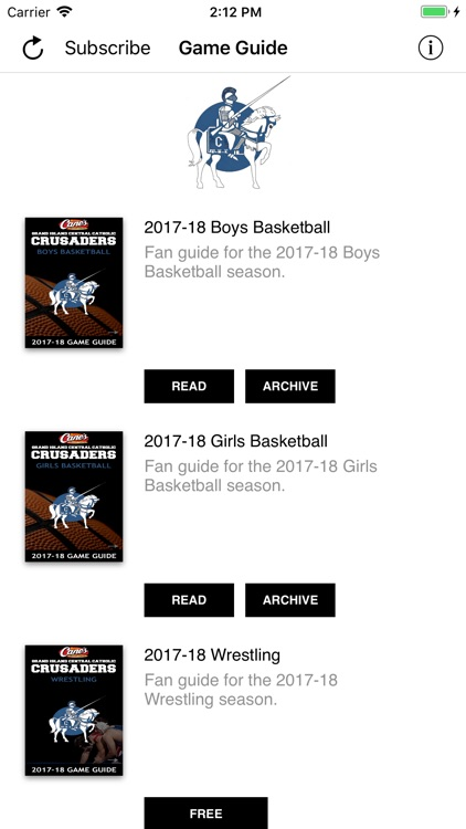GICC Game Guide