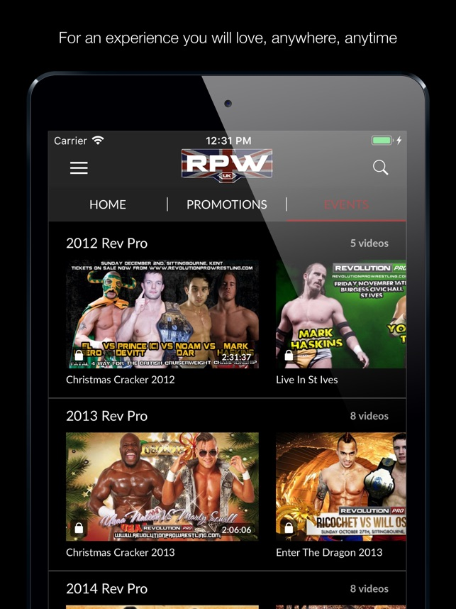 RPW On Demand on the App Store