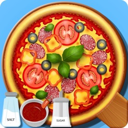 Pizza Making: Cooking game
