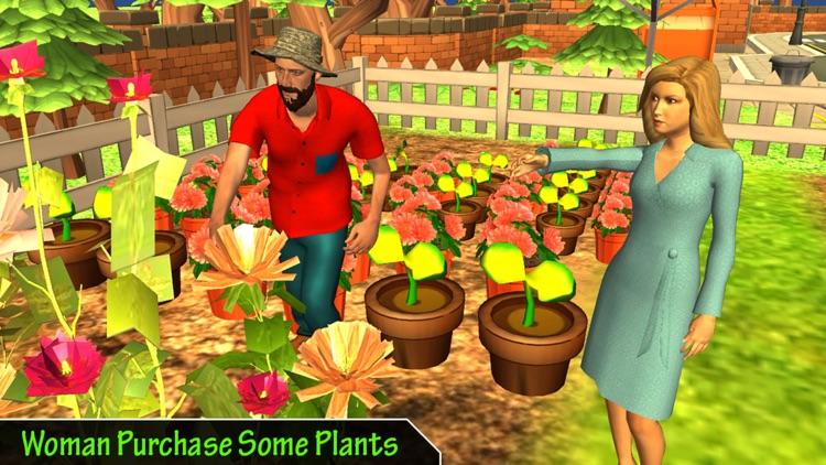 Home Garden Happy Family Games screenshot-3