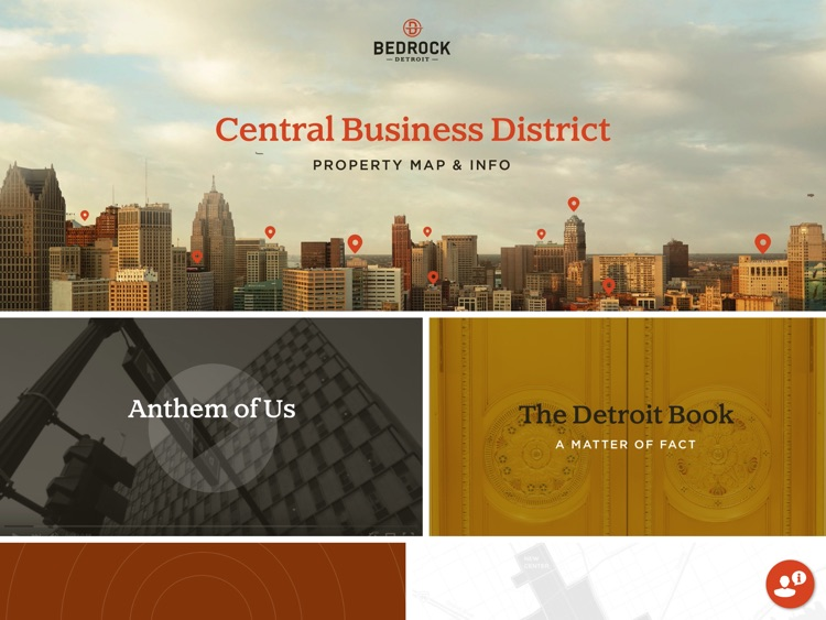 Bedrock – Explore Detroit
