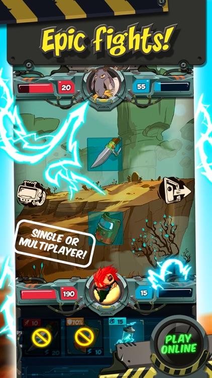Scrap Card Wars - Future Fight screenshot-5