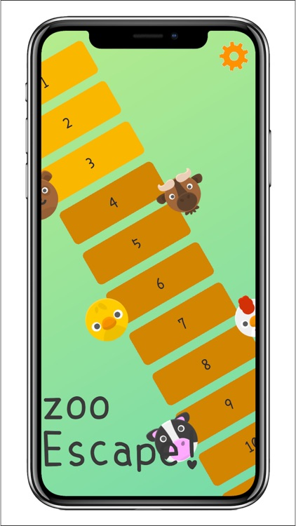 ZooEscape - puzzle action game