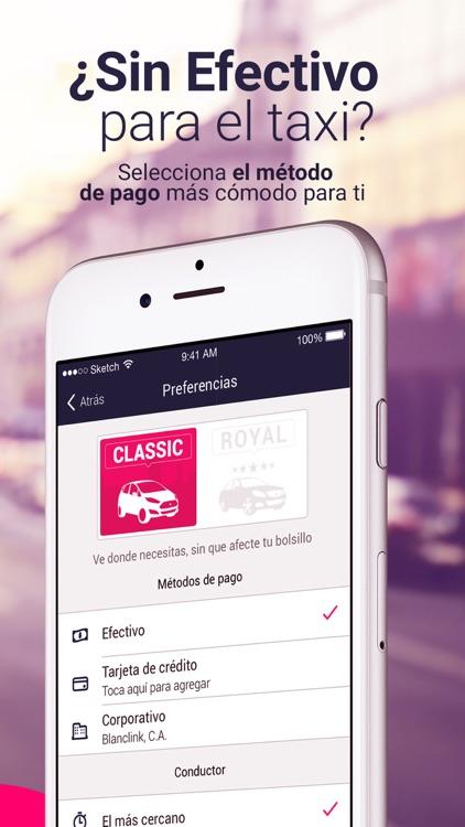 Nekso - App de Taxi Seguro screenshot-3