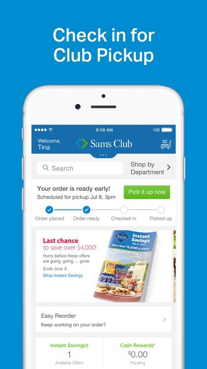 Sam's Club: Wholesale Savings